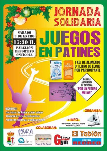 CARTEL EVENTO SOLIDARIO 2014